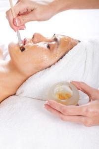 Honing wellness gezichtsmasker
