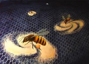 slapen op bijen apimodule