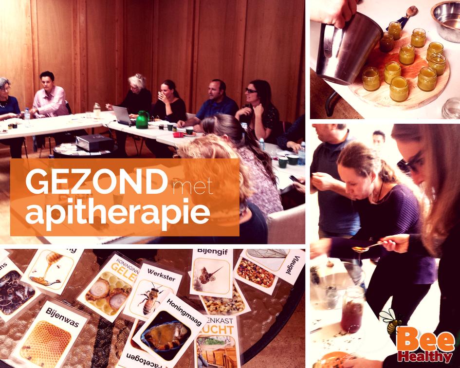 Workshop Gezond met Apitherapie