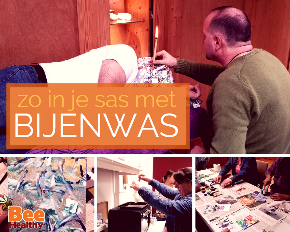 Workshop bijenwas