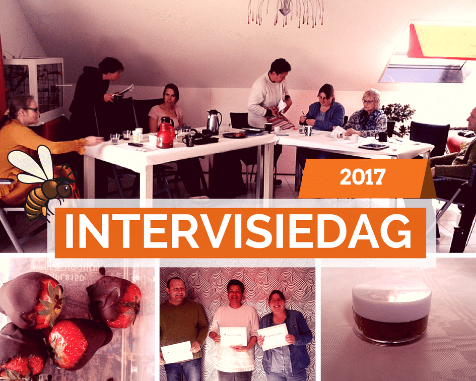 Intervisiedag Apitherapie Bee Healthy