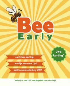 BEE EARLY 2017