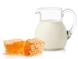 melk en honing bij inslaapproblemen