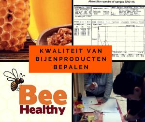 kwalitietsbepaling bijenproducten