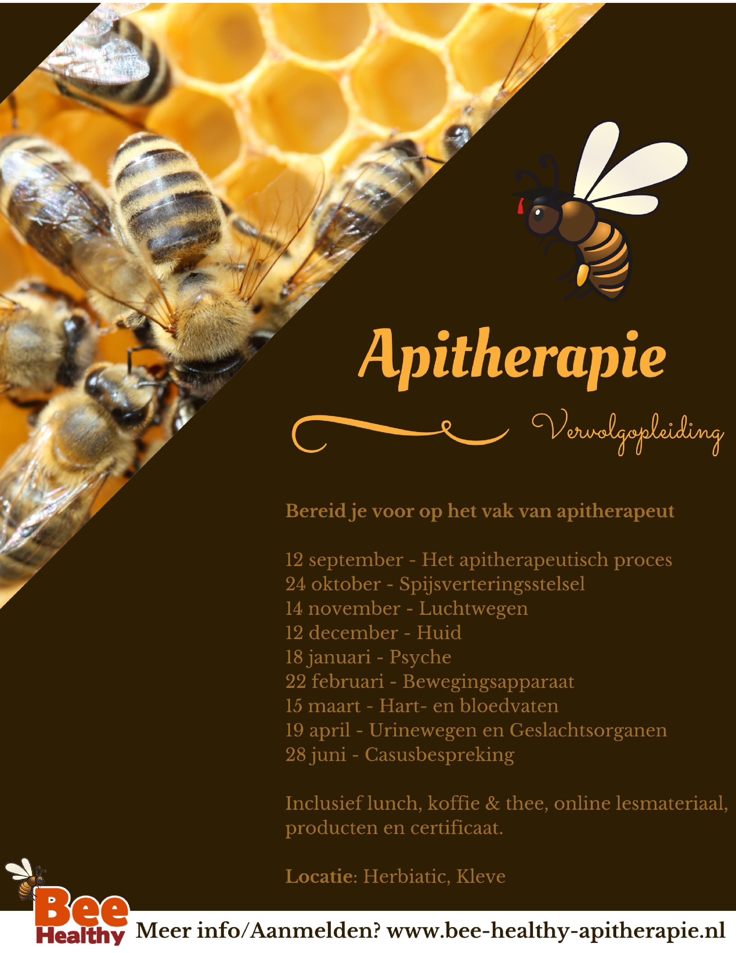 opleiding apitherapeut