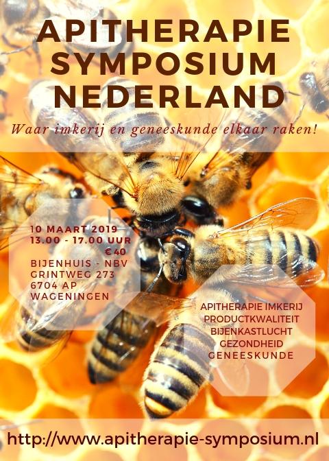apitherapie symposium nederland