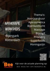 apitherapie workshop