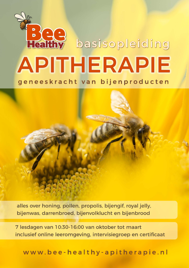 cursus bijenproducten